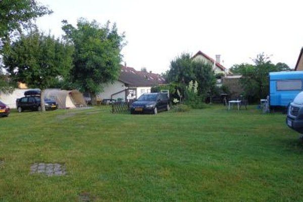 Pension Camp Prager - 19