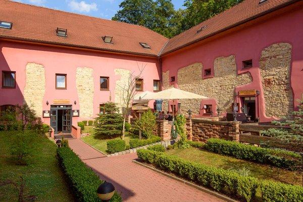 Отель Stary Pivovar - фото 16