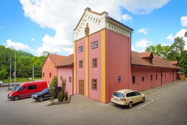 Отель Stary Pivovar - фото 17