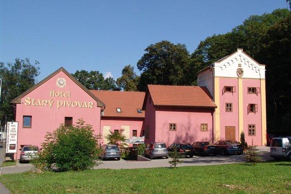 Отель Stary Pivovar - фото 18
