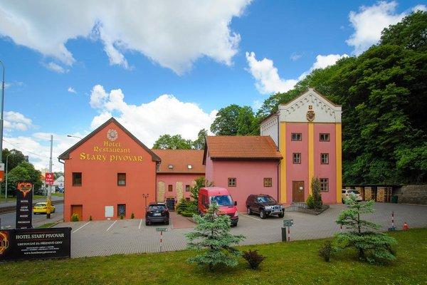 Отель Stary Pivovar - фото 19