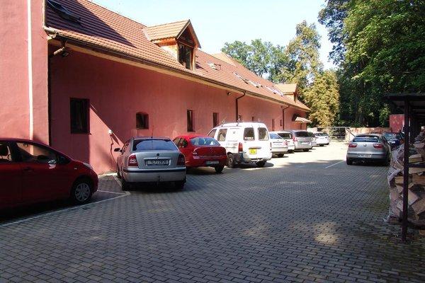 Отель Stary Pivovar - фото 21