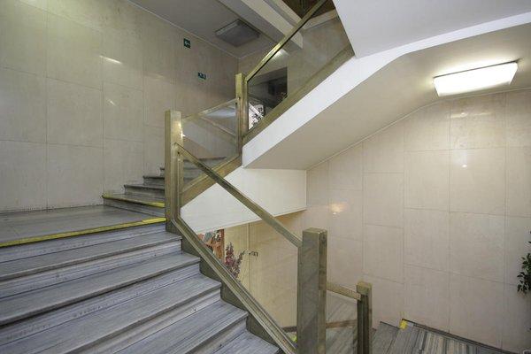 Отель Legie - фото 17