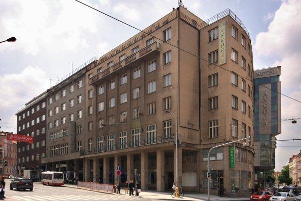 Отель Legie - фото 22