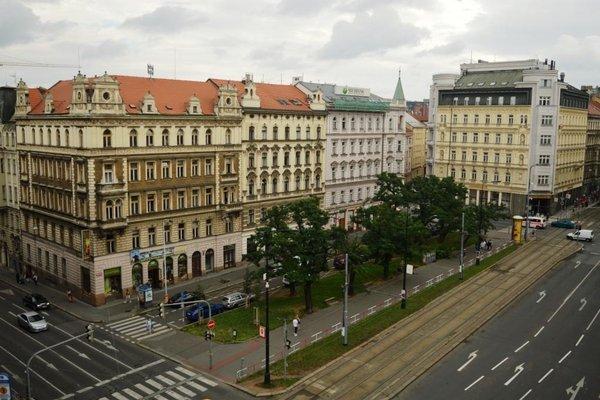 Отель Legie - фото 23