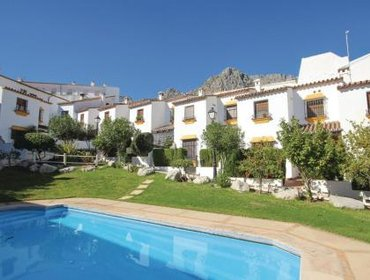 Guesthouse Two-Bedroom Holiday Home in Montejaque