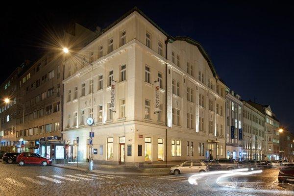 Hotel Sovereign Prague - 20