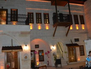 Guesthouse Yoruk Stone House