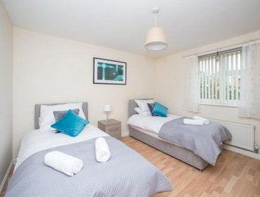 Апартаменты Sea Winnings Apartment South Shields