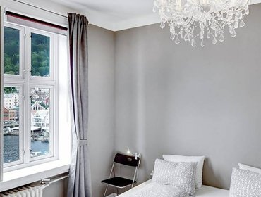 Апартаменты Apartment with Beautiful View to Bryggen