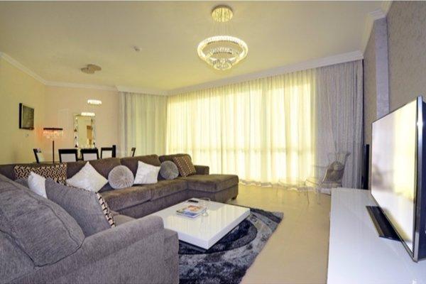 JBR Three Bedroom Al Bateen - 4