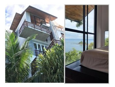 Guesthouse Stunning Oceanview Penthouse Punta Leona