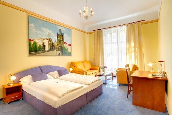 Отель Taurus - фото 9