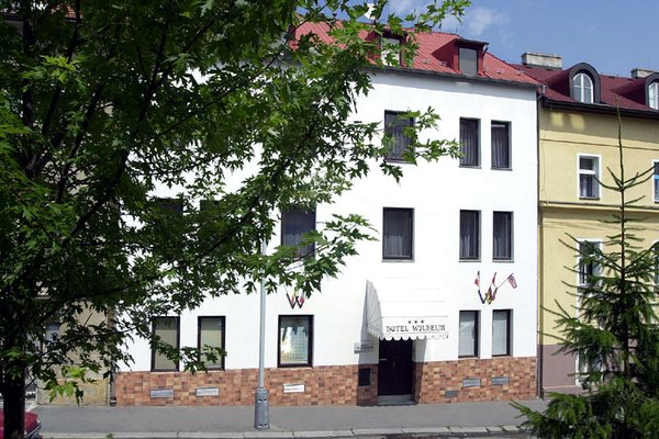Hotel Wilhelm - фото 22