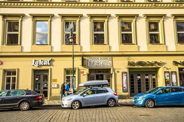 Travellers Hostel Praha - фото 15
