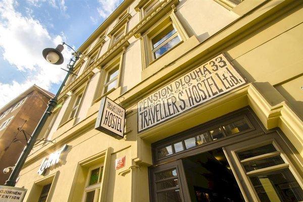 Travellers Hostel Praha - фото 16