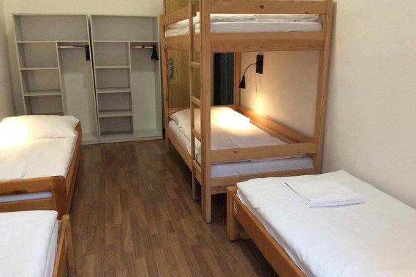 Travellers Hostel Praha - фото 7