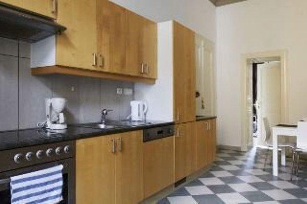 Riverside Apartments - фото 21