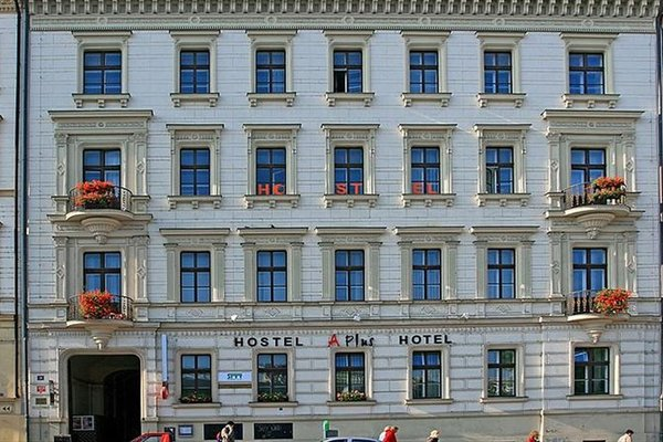A Plus Hotel & Hostel - фото 22
