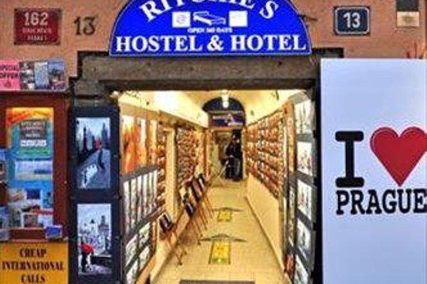 Ritchie's Hostel & Hotel - фото 16