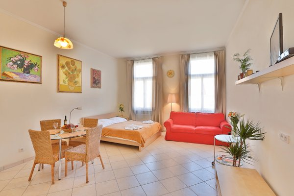 Apartment Prague - фото 7