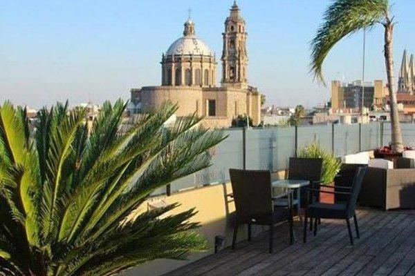 Casa Pedro Loza Petit Hotel - фото 20