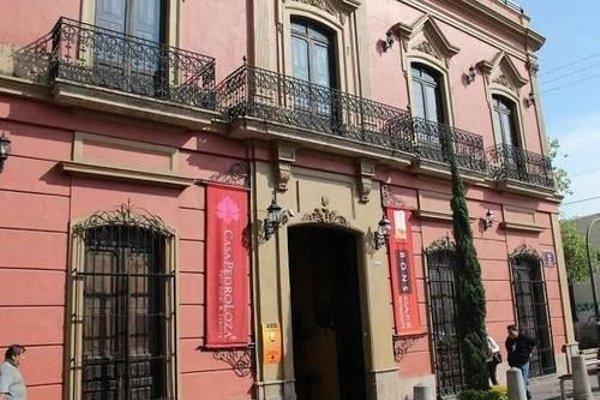 Casa Pedro Loza Petit Hotel - фото 21