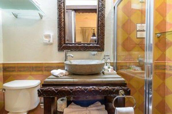 Casa Pedro Loza Petit Hotel - фото 9