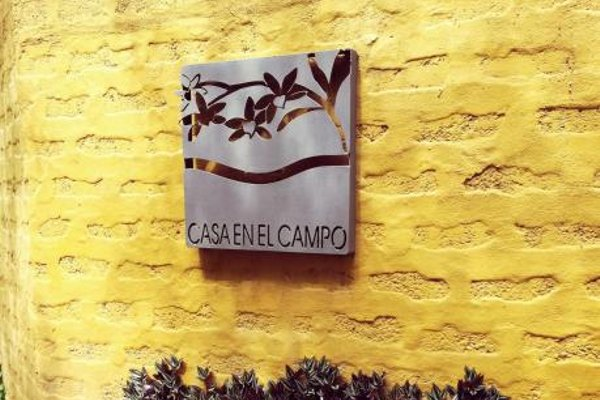 Hotel Casa en el Campo - фото 20