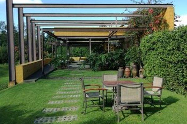 Hotel Casa en el Campo - фото 21