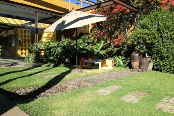 Hotel Casa en el Campo - фото 22