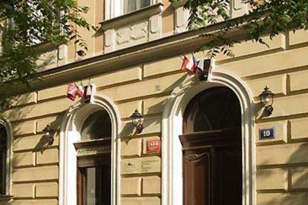 Residence Kralovsky Vinohrad - фото 19