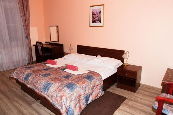 Отель Victor - фото 5