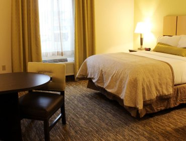 Апартаменты Candlewood Suites Sioux City - Southern Hills
