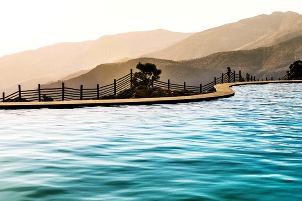 Alila Jabal Akhdar - фото 21