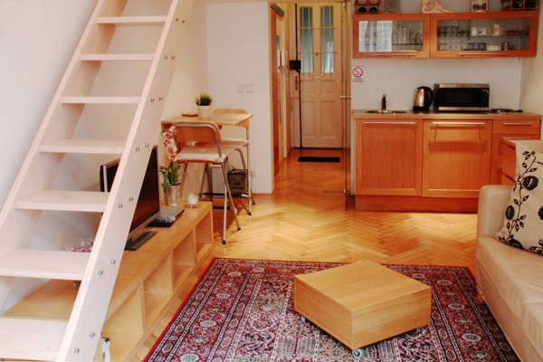 Residence Bilkova - 15