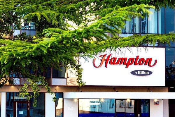 Hampton by Hilton Warsaw City Centre - фото 19