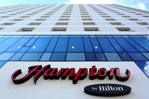 Hampton by Hilton Warsaw City Centre - фото 20