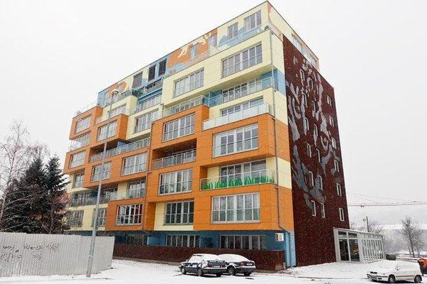 Luxury Apartments - 5