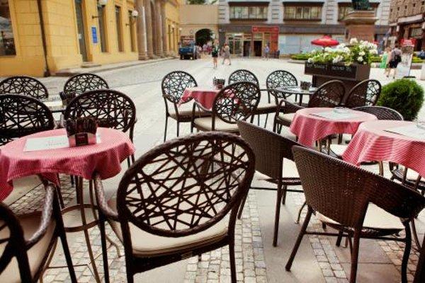 Jungmann Hotel - фото 20