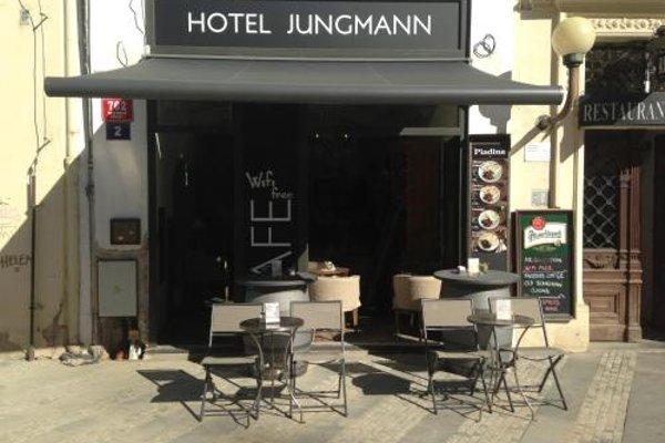 Jungmann Hotel - фото 21