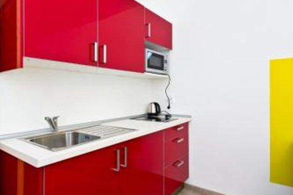 Budget Apartment - фото 20