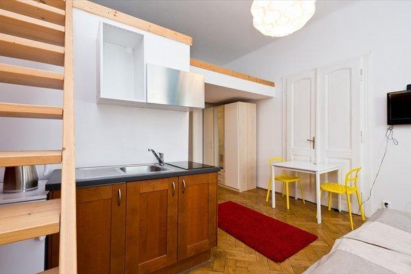 Budget Apartment - фото 21