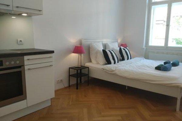 Prague Saints Apartments - фото 7