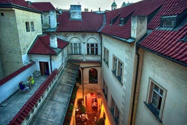 Karlova 25 Apartments - фото 17