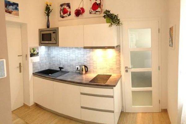 Agnes Apartments - фото 12