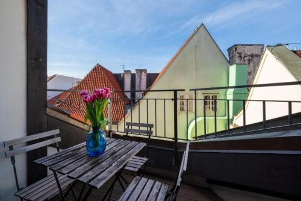 Old Town Square Premium Apartments - фото 20