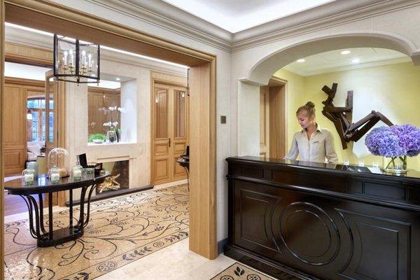 Four Seasons Hotel Prague - фото 11