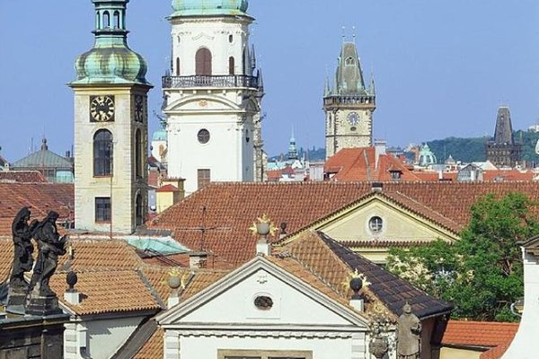 Four Seasons Hotel Prague - фото 22