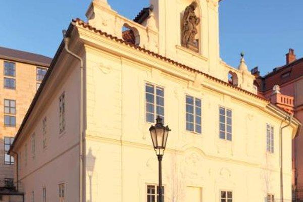 Four Seasons Hotel Prague - фото 23